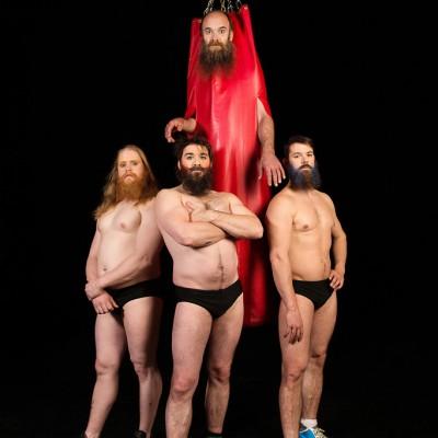 Barbu par Le Cirque Alfonse